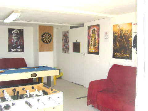 Another view of the Games Room