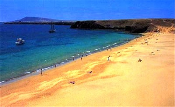 World Famous Papagayo Beach - 10 Mins by Car