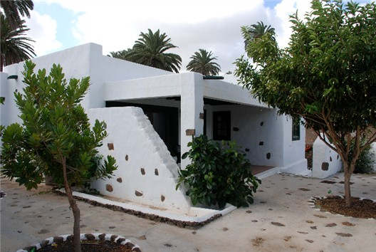 Another View of Casa Mala from the Gardens